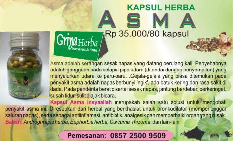 herbal asma