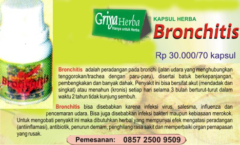 herbal bronchitis