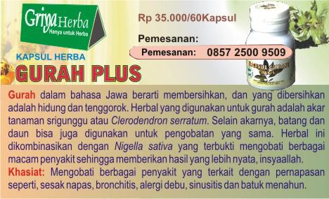 herbal gurah
