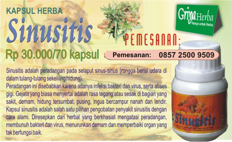 herbal sinusitis