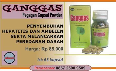 ganggas-an