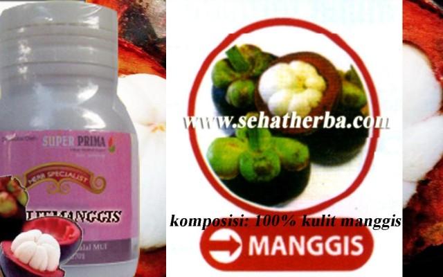 herbal kulit manggis