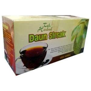 Teh Celup Herbal Daun Sirsak